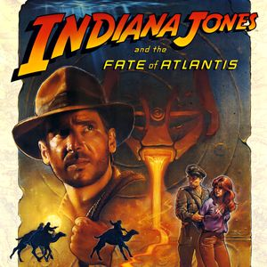 PC – Indiana Jones and the Fate of Atlantis