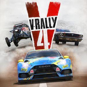 PC – V-Rally 4