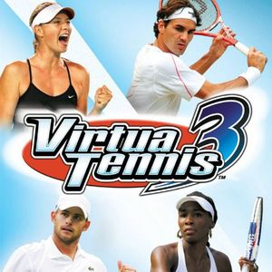 PC – Virtua Tennis 3