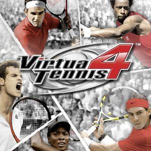 PC – Virtua Tennis 4