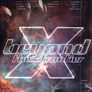 PC – X: Beyond the Frontier