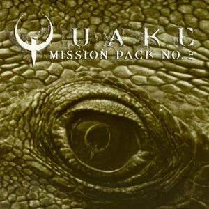 PC – Quake Mission Pack 2: Dissolution Of Eternity