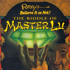 PC – Ripley's Believe It or Not!: The Riddle of Master Lu