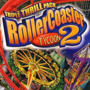 PC – RollerCoaster Tycoon 2: Triple Thrill Pack