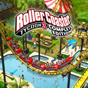 PC – RollerCoaster Tycoon 3: Complete Edition
