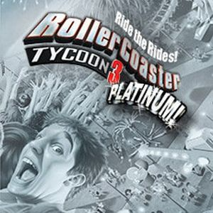 PC – RollerCoaster Tycoon 3: Platinum