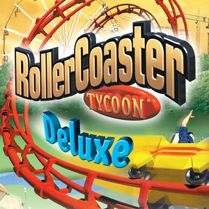PC – RollerCoaster Tycoon: Deluxe