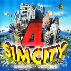 PC – SimCity 4 Deluxe Edition