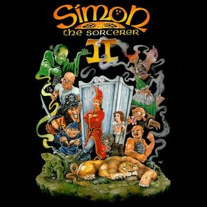PC – Simon the Sorcerer II: The Lion, the Wizard and the Wardrobe