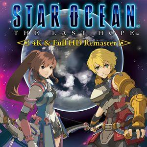 PC – Star Ocean: The Last Hope – 4K & Full HD Remaster