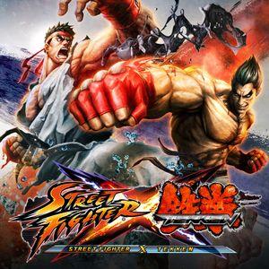 PC – Street Fighter X Tekken