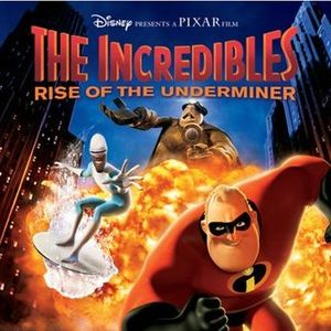 PC – The Incredibles: Rise of the Underminer