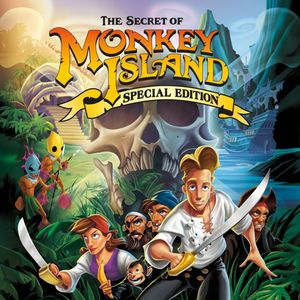 PC – The Secret of Monkey Island: Special Edition