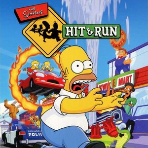 PC – The Simpsons Hit & Run