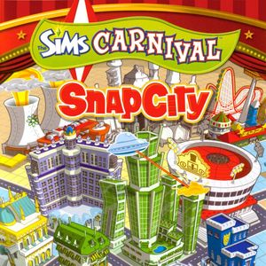PC – The Sims Carnival SnapCity