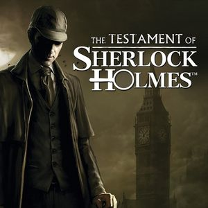 PC – The Testament of Sherlock Holmes