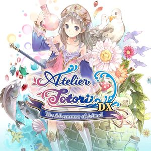 PC – Atelier Totori ~The Adventurer of Arland~ DX