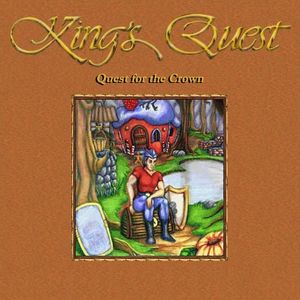 PC – King's Quest I: Quest for the Crown