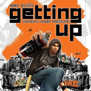PC – Marc Ecko's Getting Up: Contents Under Pressure
