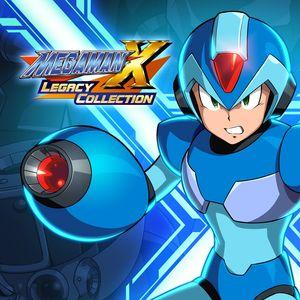 PC – Mega Man X Legacy Collection