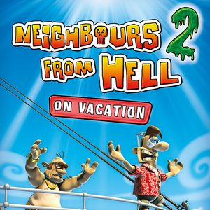 PC – Neighbours from Hell 2: On Vacation