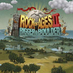 PC – Rock of Ages II: Bigger & Boulder