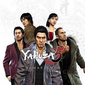 PC – Yakuza 5 Remastered