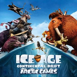 PC – Ice Age 4: Continental Drift – Arctic Games