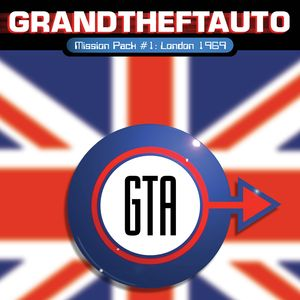 PC – Grand Theft Auto: Mission Pack #1 – London 1969